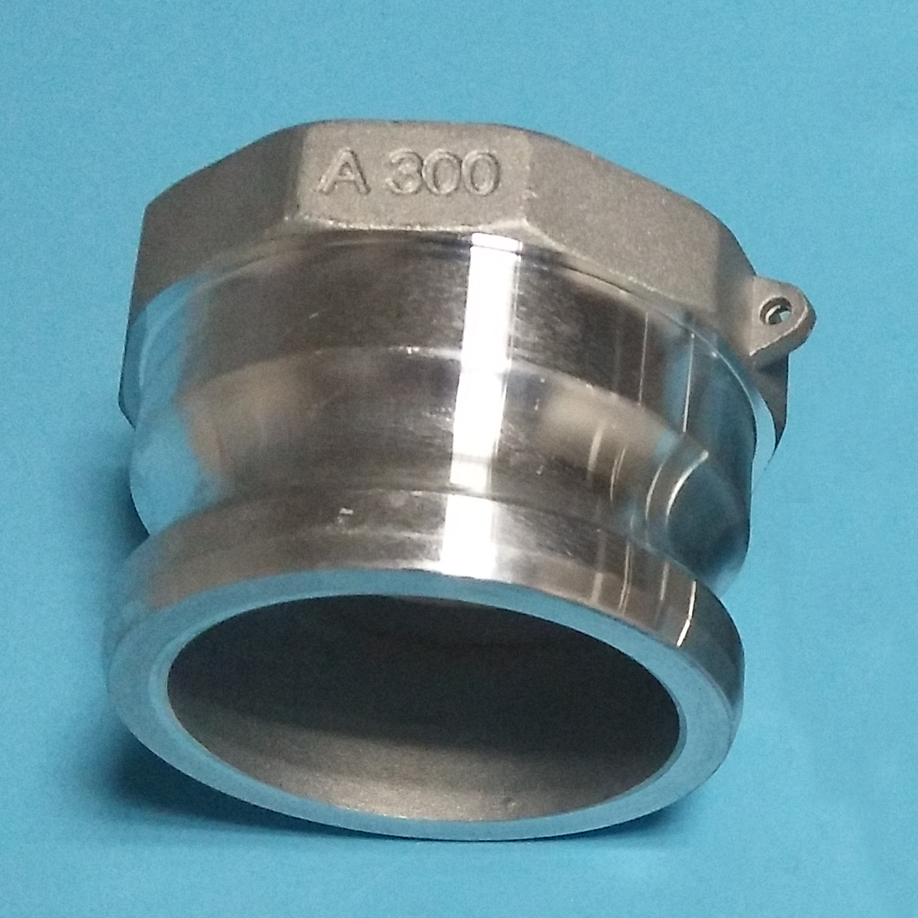 Type -A-300-Female Thread, Male Adapter