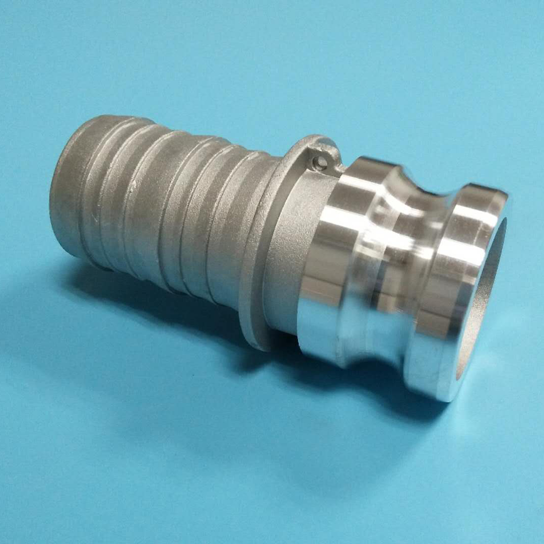 Type E- Male Adapter Hose shank