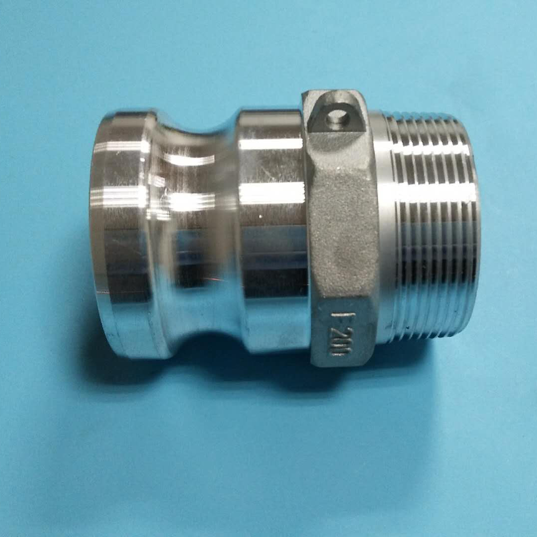 Cam & Groove Couplings Type F-Male Adapter/Male Thread